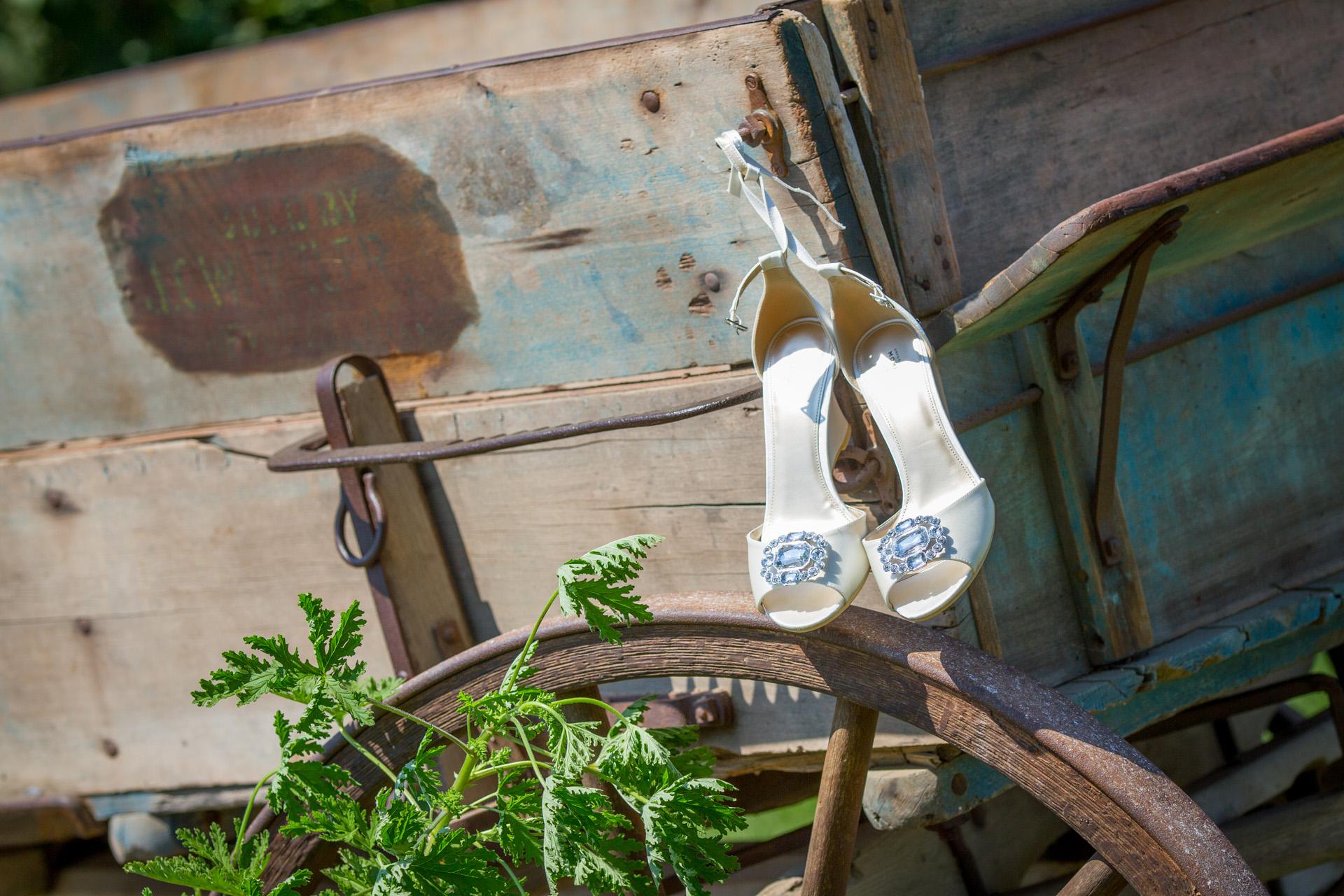 Farm Wedding Shoes